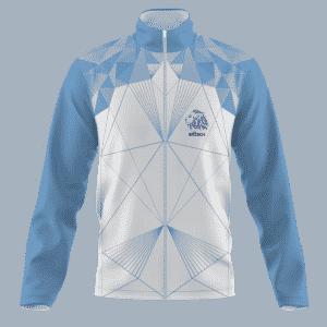 Běžecká bunda pomněnková B+2021